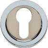 pc-plaatje verdekt rand mat nikkel/chroom