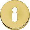 sleutelplaatje verdekt kunststof mespol