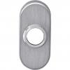 rvs ovale rozetten verdekt 10mm 35170