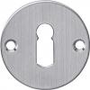 rvs rond sleutelplaatje plat 50x2 35162