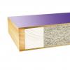 HPL deur volspaan gevuld dicht model dikte 40 mm
