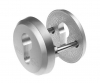 Veiligheidsrozet rond aluminium