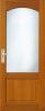 Paneel deur BW 66,0 cm met getoogde bovendorpel stijlen 5