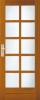 N 523 Stapeldorpeldeur met kruisroeden BW 25,5 cm
