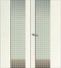 N 9200 wit Dubbele deuren