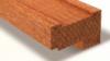 Meranti kozijnhout profiel A 67 x 114 mm gevingerlast licht grijs gegrond