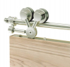 Exterus Design schuifdeur systeem voor een enkele deur max 126 cm breed